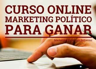 Curso Online Marketing Político y Gobierno