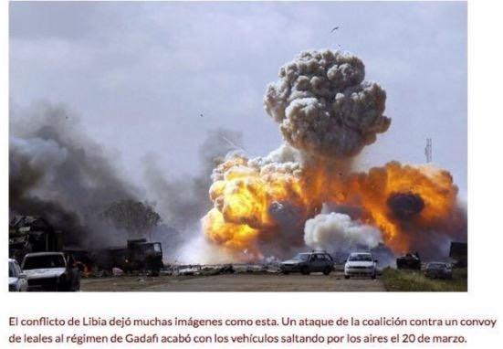 EXPLOSIOìN-LIBIA