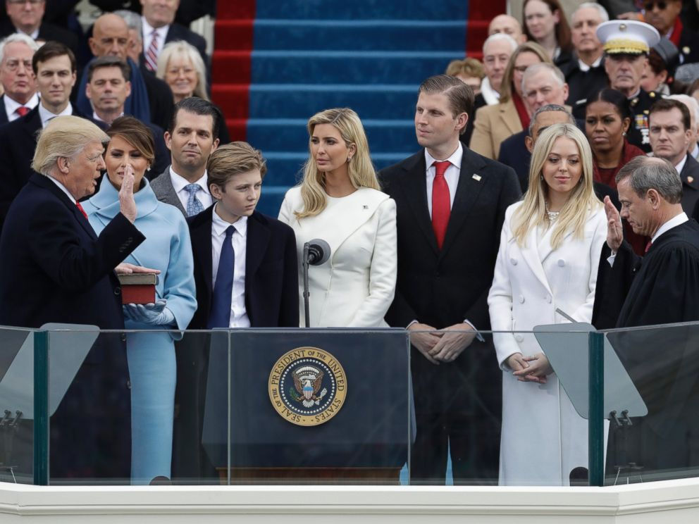 Foto cortesía Press White House